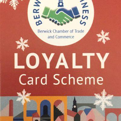Shop Local this Christmas – Berwick Loyalty Card Scheme